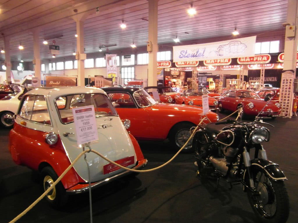 auto e moto d'epoca 2013